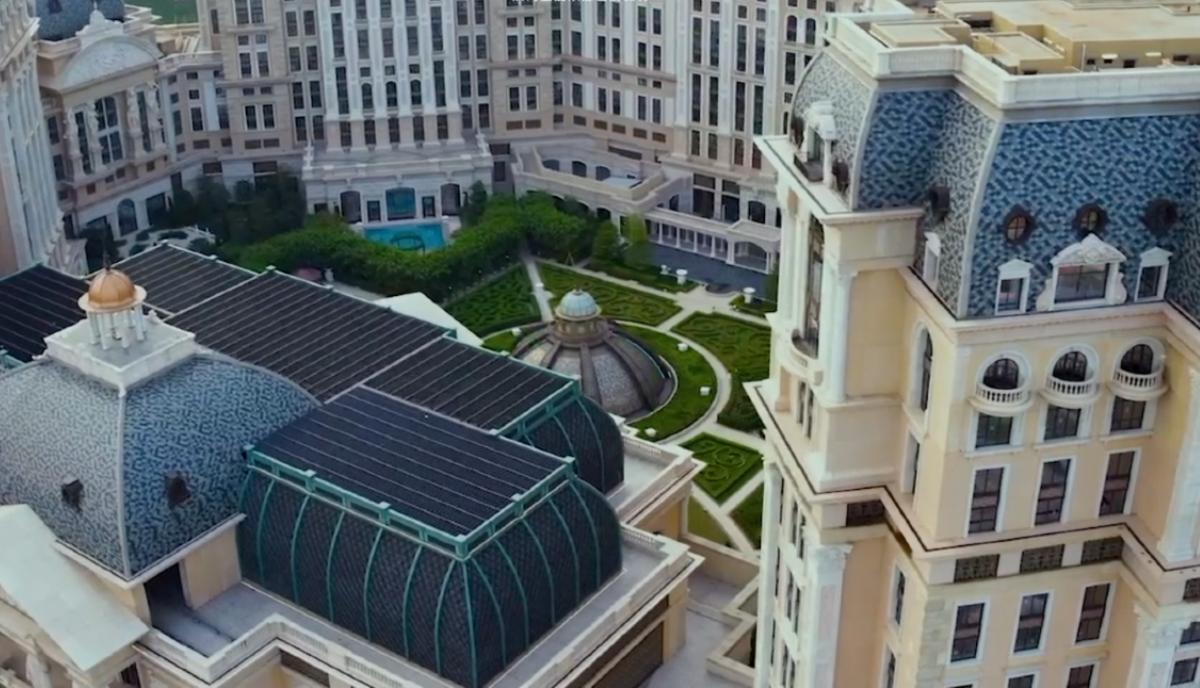 Grand Lisboa Palace Cotai Macau SJM Resorts