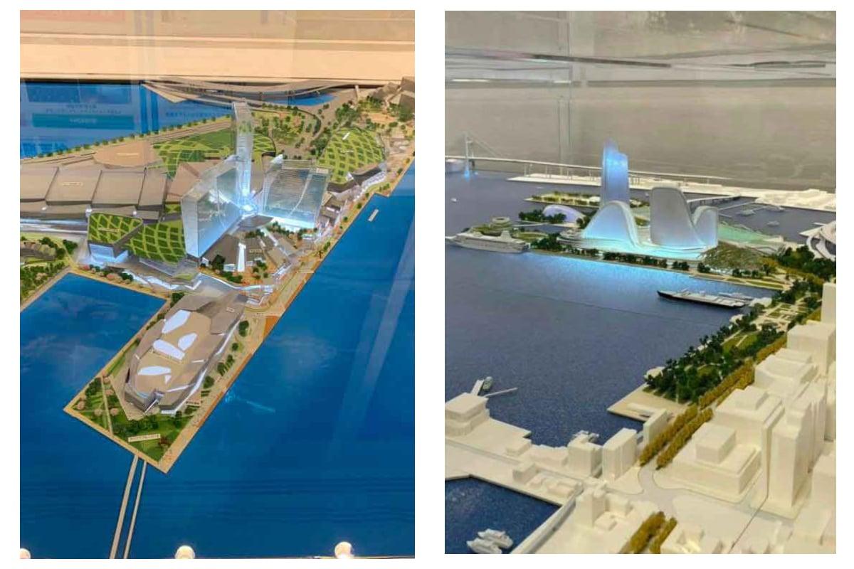 Yokohama integrated resort in Japan casino