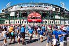 Chicago sports betting Wrigley