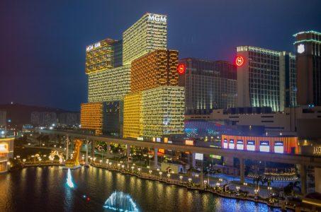 Macau shutdown