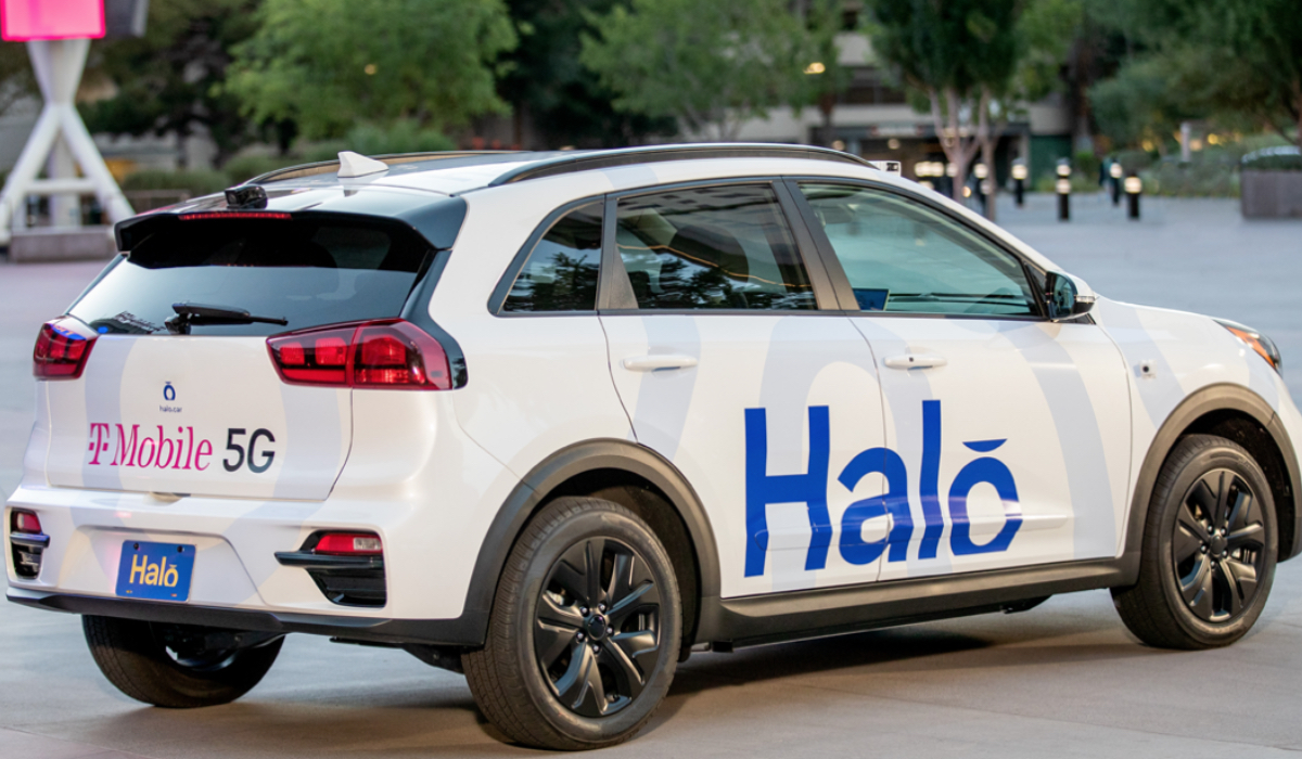 Halo car service T-Mobile Las Vegas