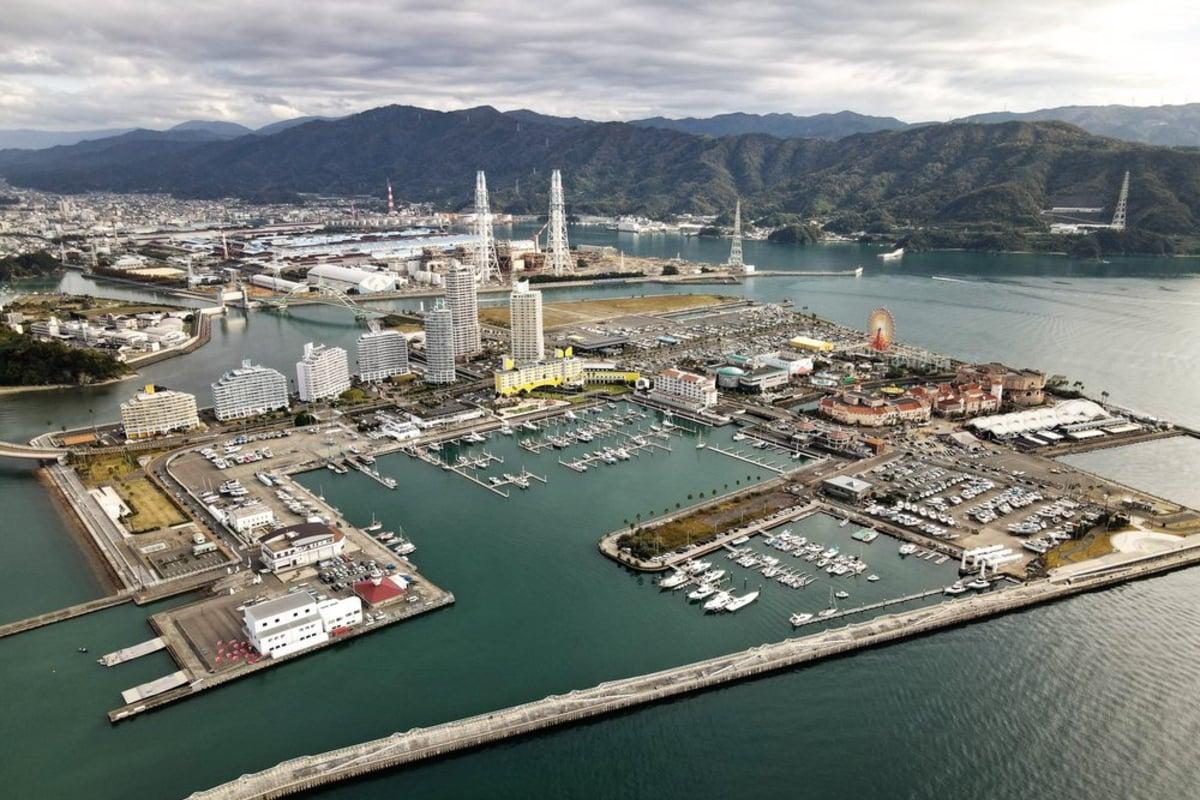 Wakayama casino resort IR Japan