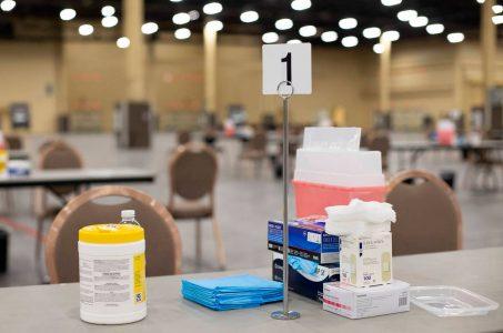 MGM Resorts vaccination COVID-19 jab