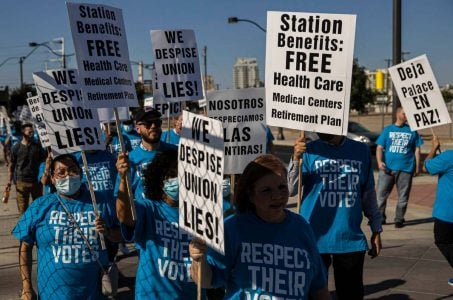 Station Casinos Culinary Union Las Vegas