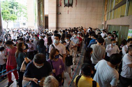 Macau casinos China COVID-19 coronavirus