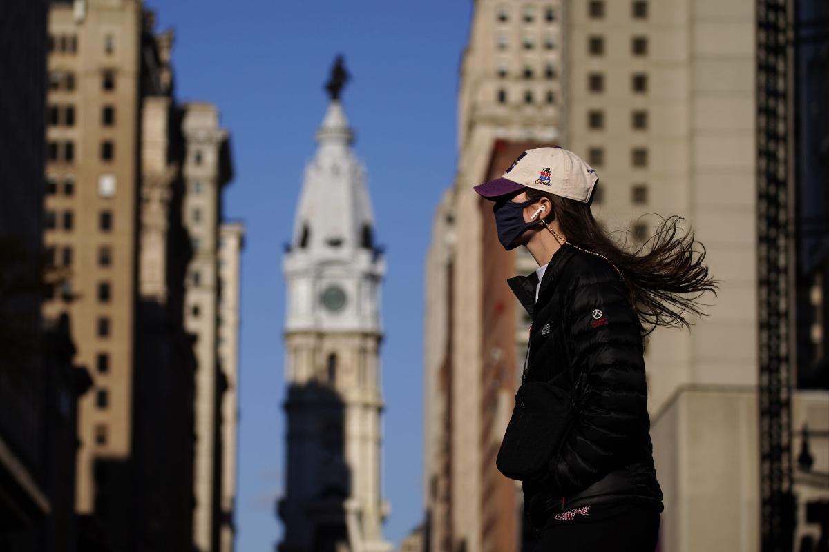 Philadelphia casinos face masks Pennsylvania