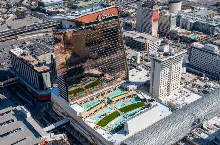 Circa Las Vegas AAA Four Diamond rating