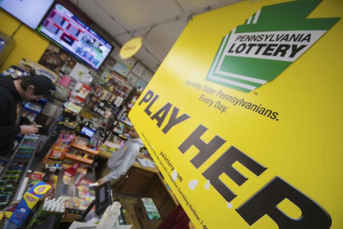 Pennsylvania Lottery revenue senior programs