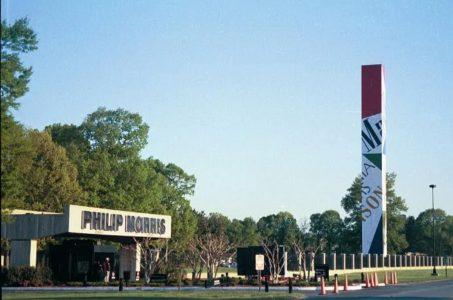 Richmond casino Virginia Philip Morris