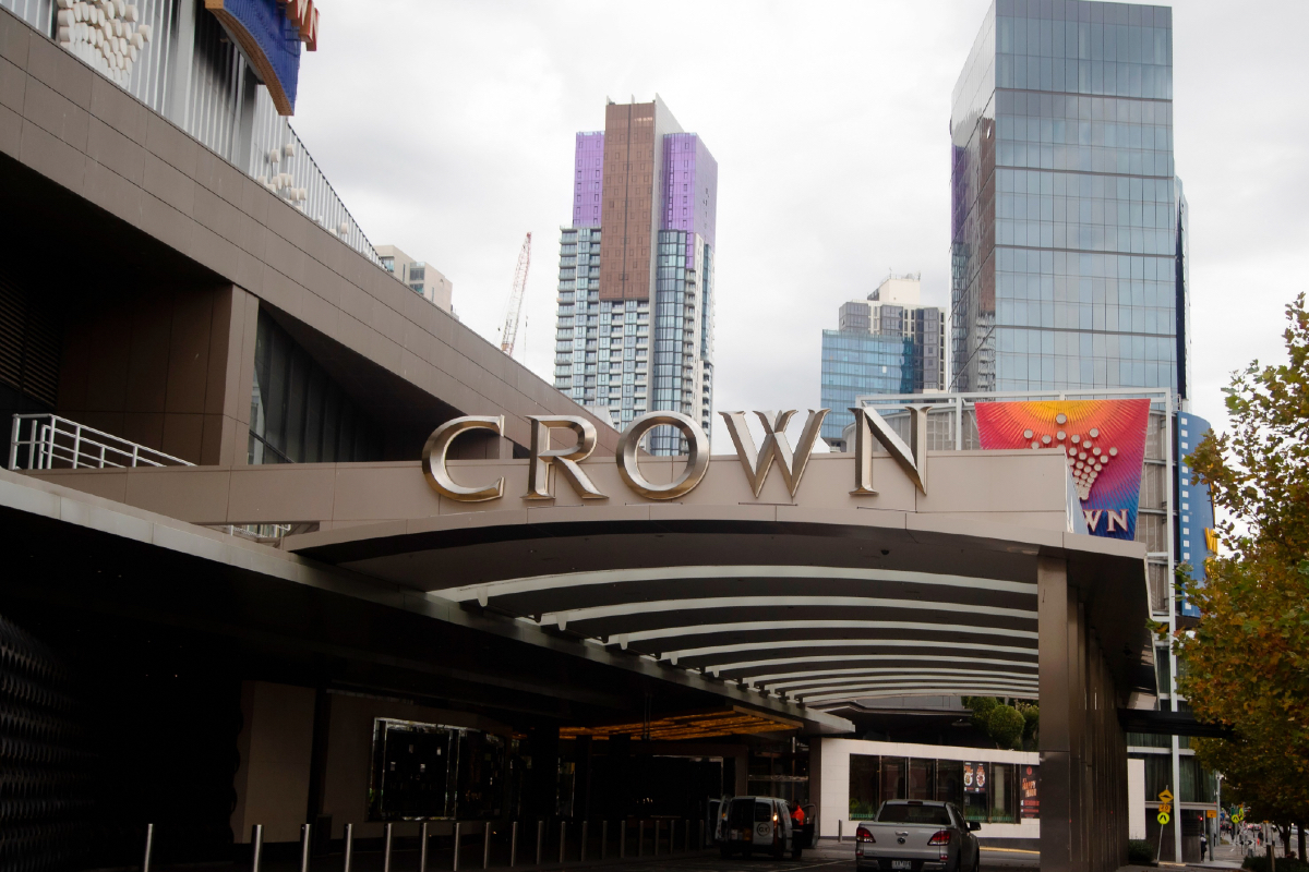 Crown Resorts Melbourne casino