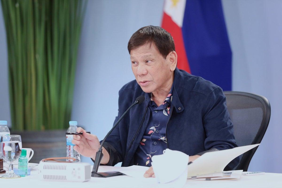 Philippines casinos PAGCOR Rodrigo Duterte