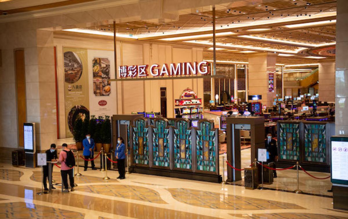 SJM Resorts Grand Lisboa Palace Macau Cotai