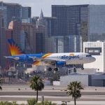 Las Vegas Airport Travel Climbs Higher, International Flights Down