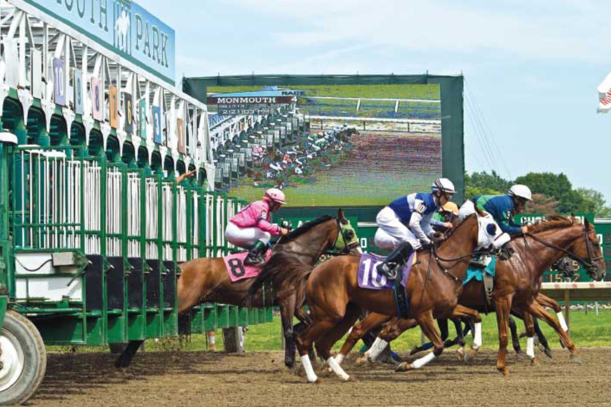 fixed-odds horse racing betting New Jersey