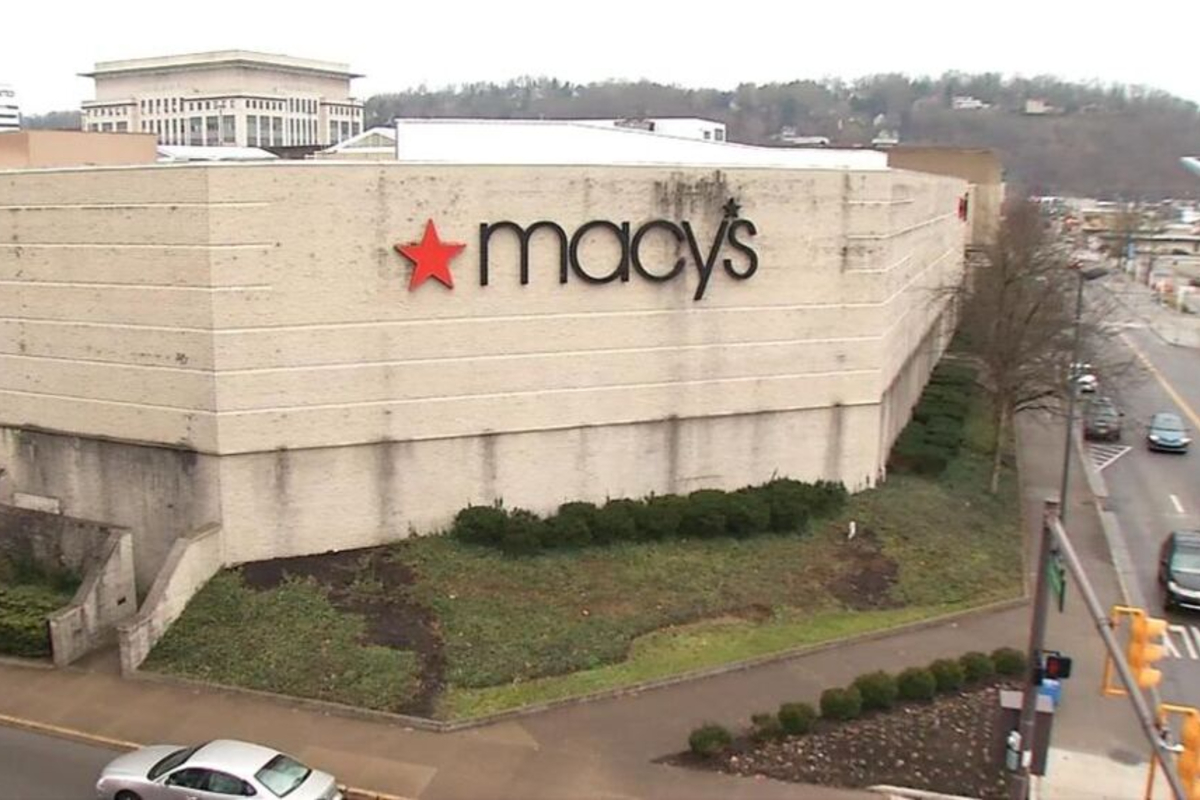 West Virginia casino Charleston Macy's
