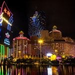Macau Casino Equities Slide to Five-Year Lows as August Visitation Tumbles