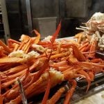 Gulf Coast Casinos Still Struggling to Purchase Crab Legs at Reasonable Costs