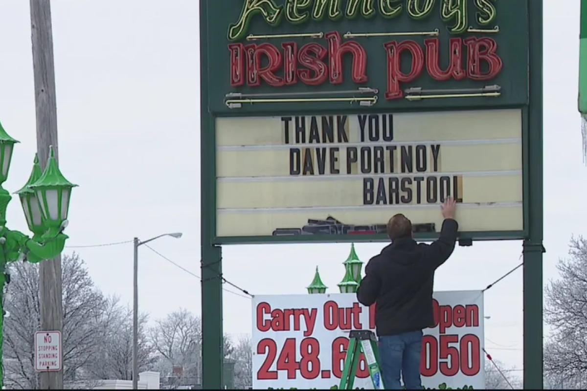 Barstool Fund Dave Portnoy Penn National