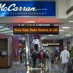 Las Vegas Tourism Officials Celebrate Easing of International Travel Entry Rules