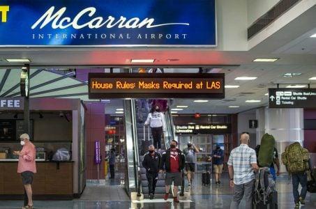 Las Vegas international travel casino resort