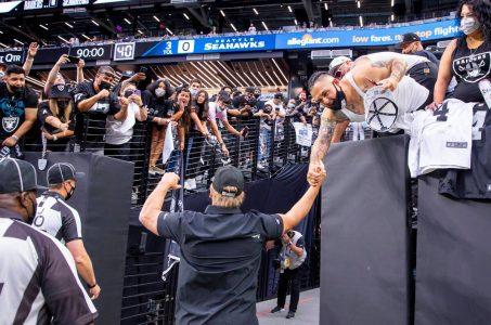 Las Vegas Raiders odds NFL Ravens
