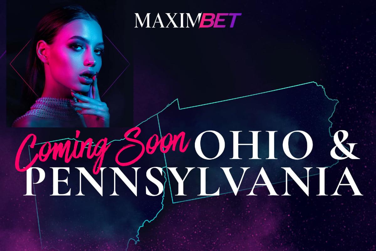 MaximBet online sportsbook Pennsylvania Ohio