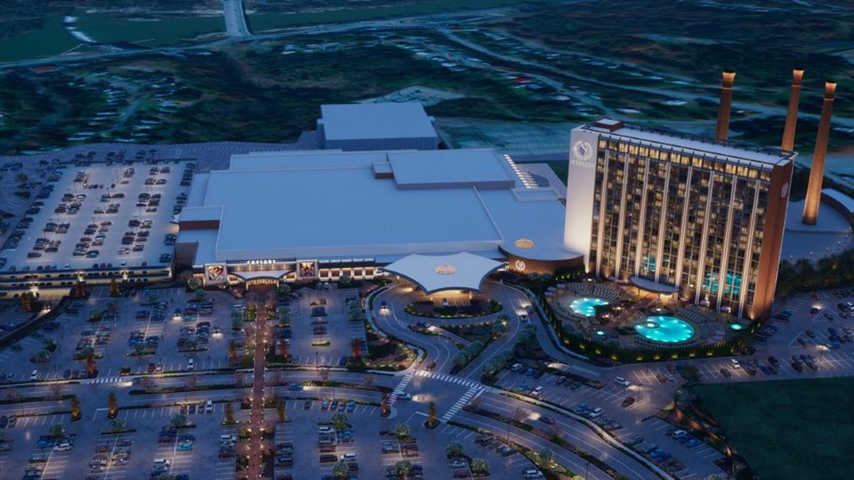 Caesars Virginia Danville casino resort
