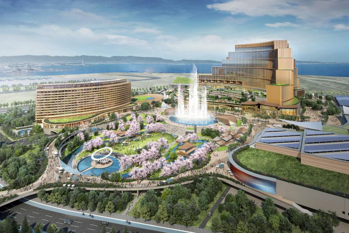 MGM Resorts Osaka Japan integrated resort