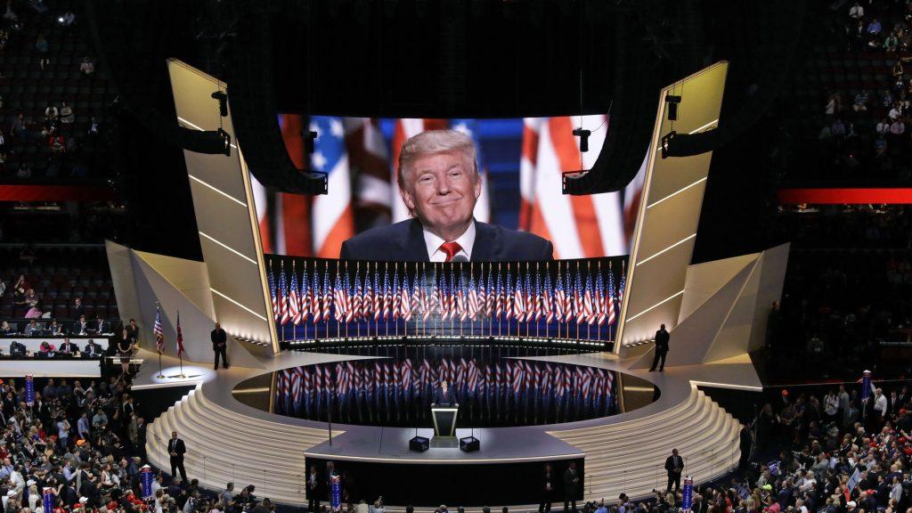 Convention nationale du GOP Vegas