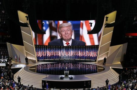 GOP National Convention Vegas