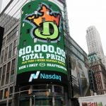 DraftKings Stock Price Target Upped, Analyst Sees Company Taking Share from FanDuel