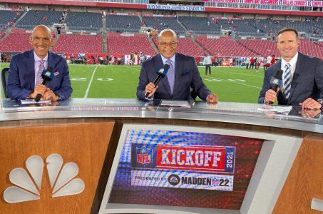 Tony Dungy NFL sports betting NBC