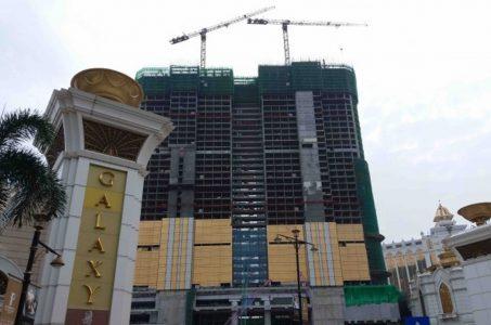 Galaxy Macau casino China COVID-19