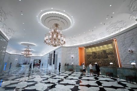 SJM Resorts Macau casino resort
