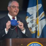 Louisiana Gov. John Bel Edwards Extends Mask Mandate