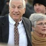 Wife of Convicted Sex Offender Jerry Sandusky Voices Opposition to Penn State Casino