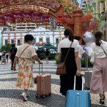 Macau COVID-19 Cases Hurt Golden Week Travel, Half of Casino Bookings