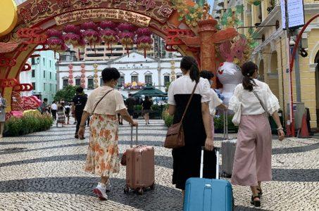 Macau casino COVID-19 China Golden Week