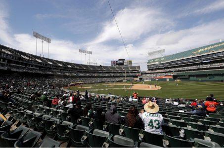 Oakland A's Las Vegas odds MLB Raiders