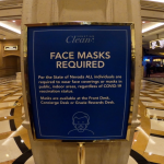 Nevada Casinos Reminded Masks Required During Labor Day Weekend