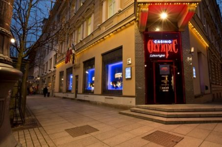 Casino Olympic Lithuania iGaming online gambling