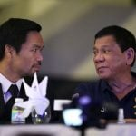 Manny Pacquiao Fighting for Philippines Presidency, Political Bettors Like His Shot
