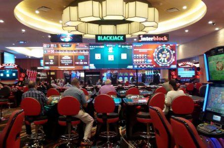 Jake's 58 Casino Hotel New York slots