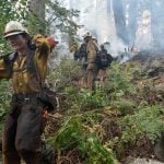 Lake Tahoe Casinos Reopen As Firefighters Work to Corral Blaze
