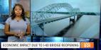 Interstate 40 bridge