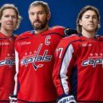 Caesars Sportsbook Snags Spot on NHL Washington Capitals Jersey