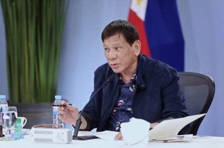 Philippines POGO Duterte China