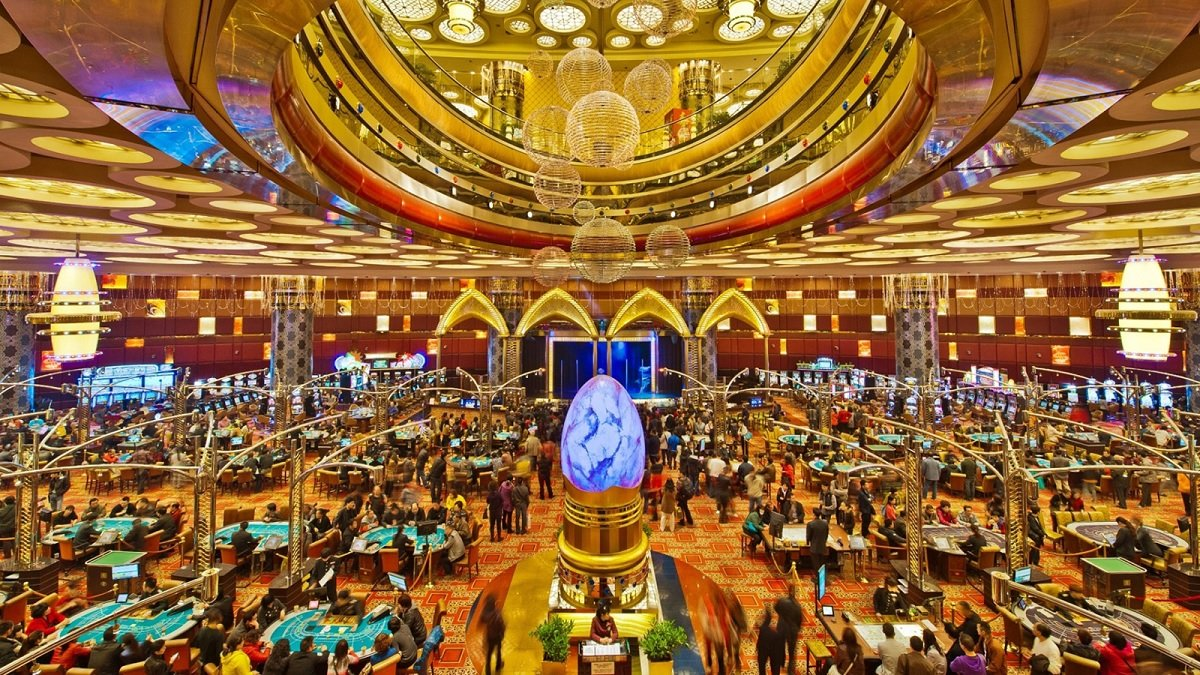 Macau slots