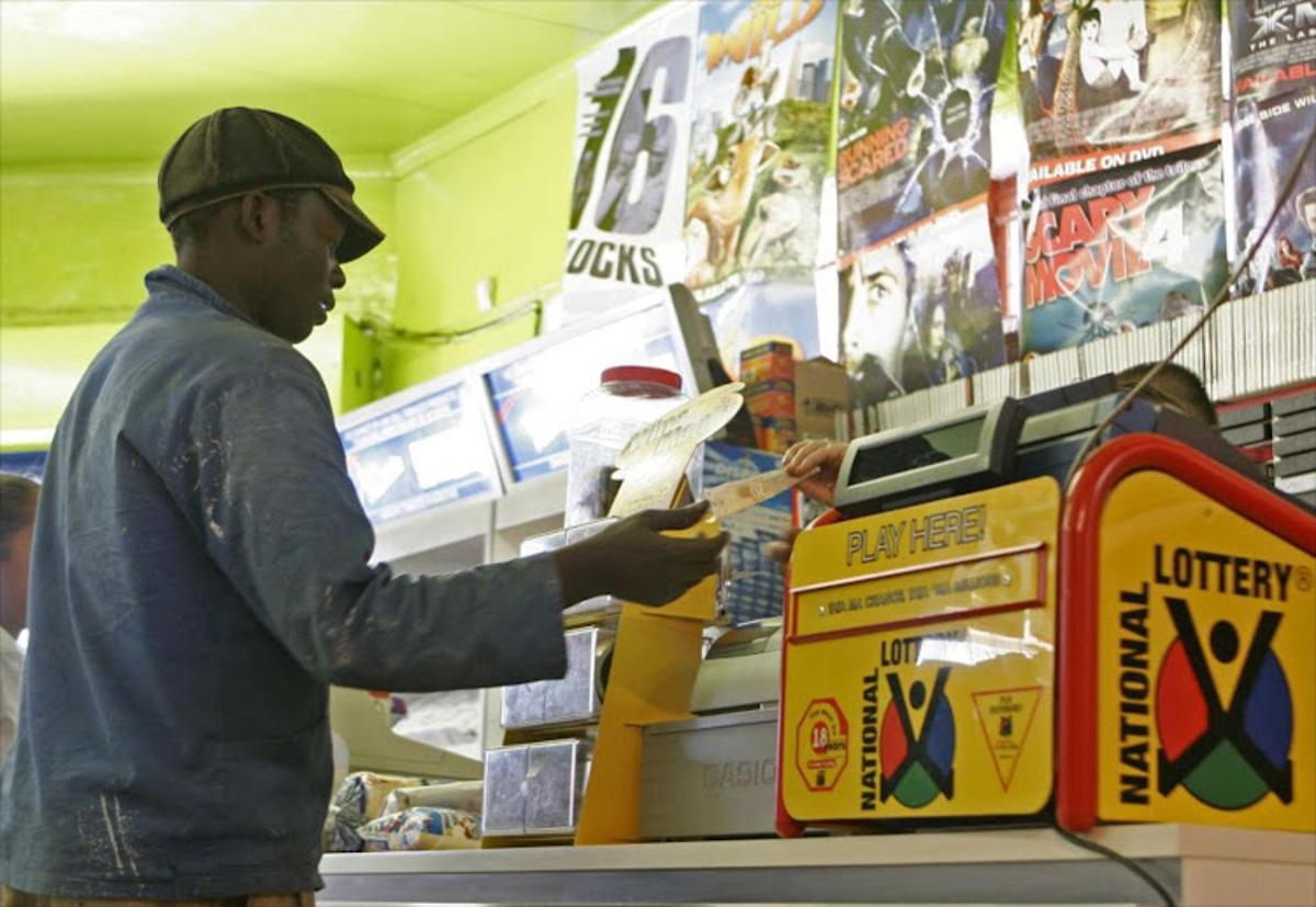 South Africa lottery LottoStar
