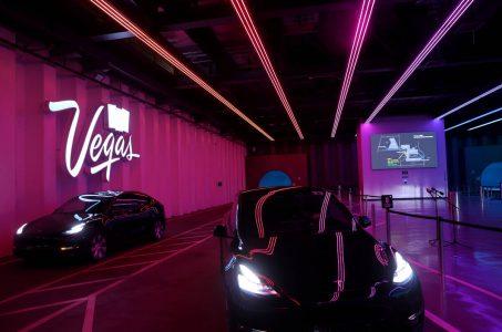 Elon Musk Boring Company Las Vegas Loop
